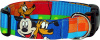 Best Friends Mickey Pluto Handmade Dog Collar